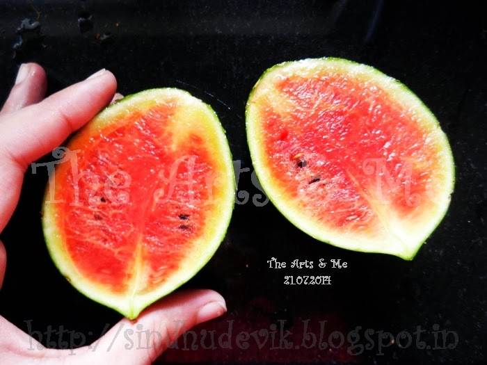 Home Grown Watermelon - Fruit