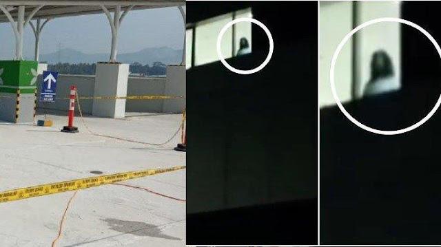 Viral Video Kuntilanak Dorong Petugas Bandara Yogyakarta Dari Gedung dan Tewas, Ini Fakta Lengkapnya