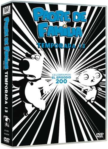 Padre de Familia Temporada 13 Completa HD 1080p Latino Dual