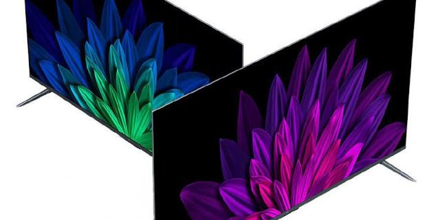شاومي تعلن رسمياً عن أجهزة تلفاز Mi TV 5 وMi TV 5 Pro بشاشة 4K QLED