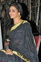 Sowjanya in Black Saree ~  017.JPG