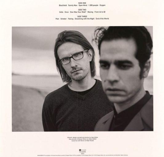 BLACKFIELD (Steven Wilson) - Open Mind ; The Best Of (2018)