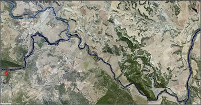 El Río Escabas a vista de pájaro (imagen 7)