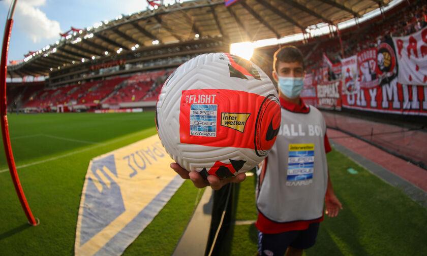 Super League: Τα αποτελέσματα και η βαθμολογία της 4ης αγωνιστικής