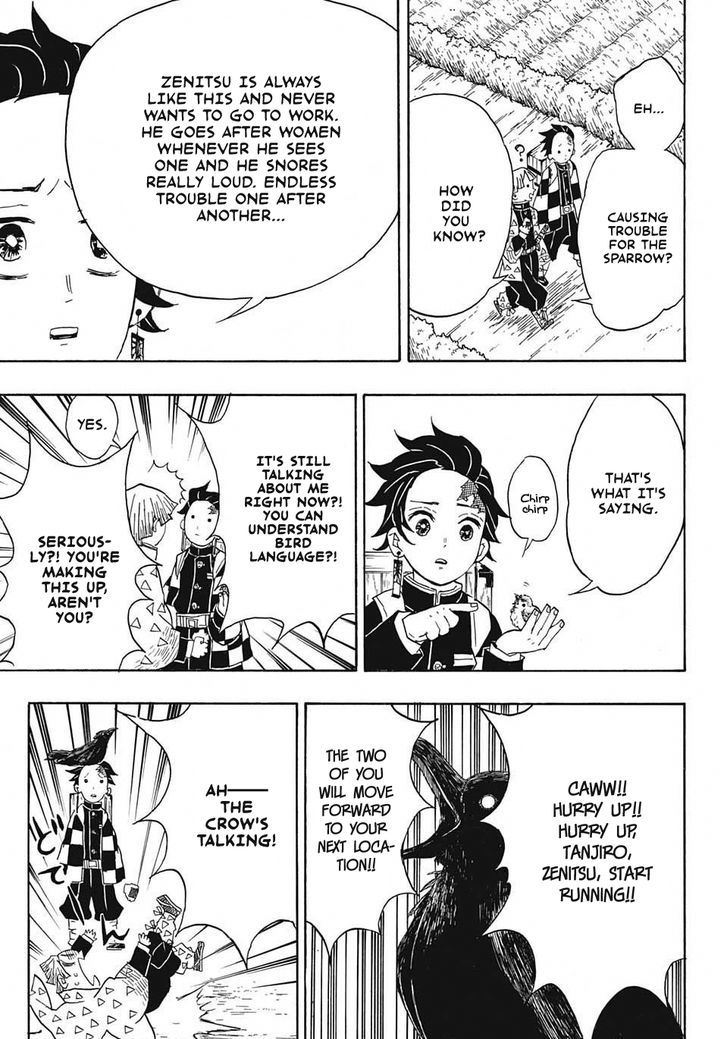 DEMON SLAYER: KIMETSU NO YAIBA CHAPTER 20 28