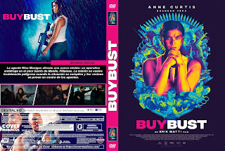 BUYTBUST 2018 [ COVER DVD ]