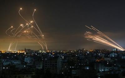 إطلاق نحو 3000 صاروخ من غزة اتجاه إسرائيل منذ الإثنين