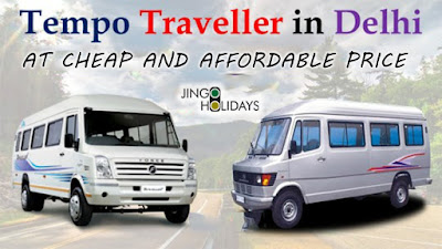 Revisit with tempo traveler services