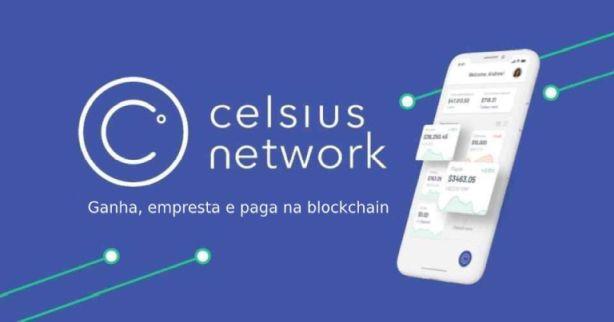 celsius network header ganha empresta juros blockchain