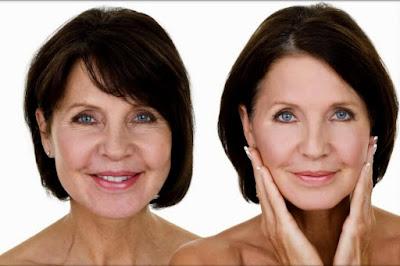كيف تبدين أصغر في السن و محاربة اعراض الشيخوخة