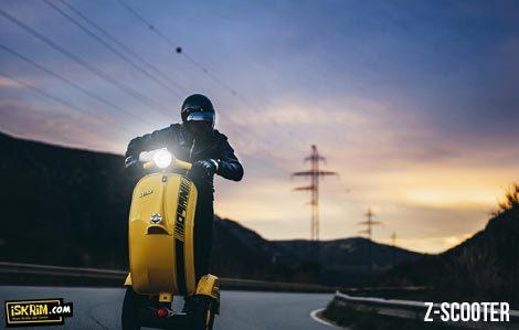 Scooter Segway Minimalis Bergaya Rider Praktis_iskrim_com_