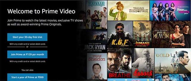 Amazon prime: Einthusan: Best Alternatives to Enthusan TV: eAskme
