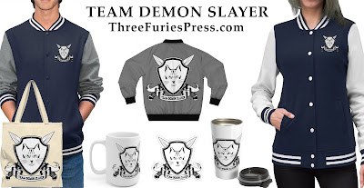 Demonslayer Merch
