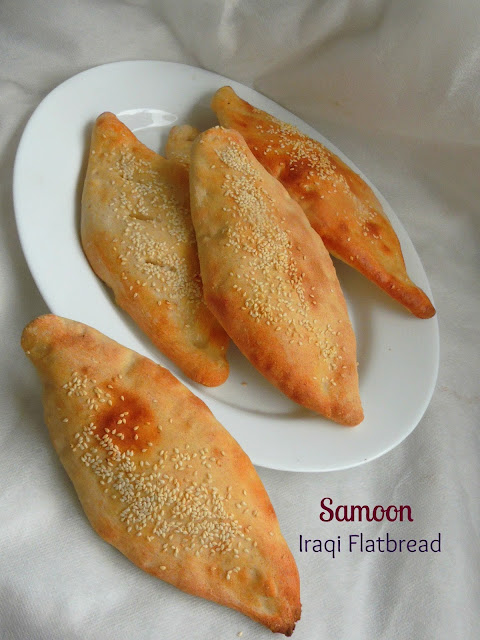 Samoon, Iraqi Flatbread
