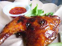 Resep Mudah Membuat Ayam Bakar Bumbu Madu Jahe