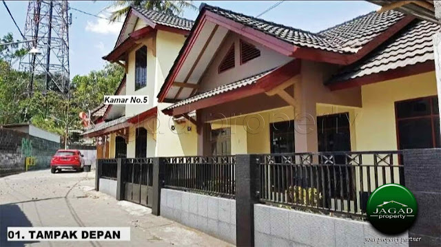 Rumah Dijual area Pemda Sleman