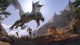 The Elder Scrolls Online: Elsweyr – PS4, Xbox One, PC – 4 de junho
