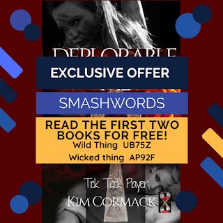 Kim Cormack Smashwords Exclusive!