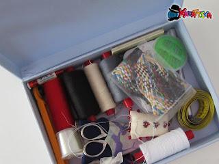 gli indispensabili per il cucito sempre pronti all'uso per ogni progetto creativa