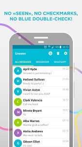 تحميل تطبيق Unseen – No Last Seen v2.3.4 Premium+NoAds Apk