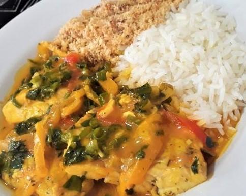 Northeast tilapia moqueca recipe
