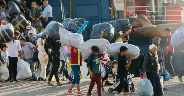 ΟΗΕ: Όλοι οι αλλοδαποί να μεταφερθούν αμέσως από τα νησιά στην ενδοχώρα!