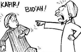 Bid'ah dan Muhdats di Zaman Sahabat dan Tabi'in