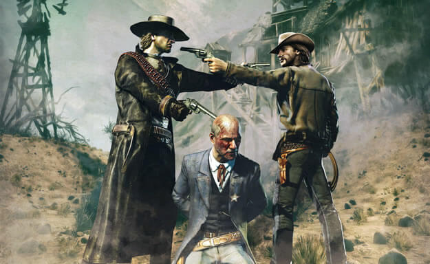 Call of Juarez: Bound in Blood - On this day