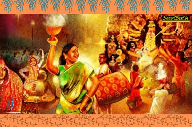 Durga Puja Wishes Messages Images In Benglish