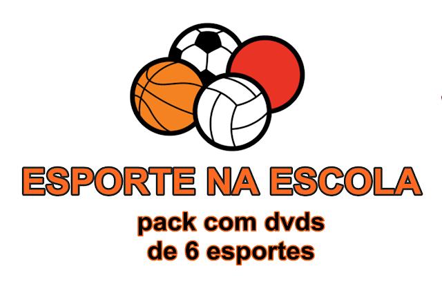 Você conhece o Pack de Esportes na Escola?