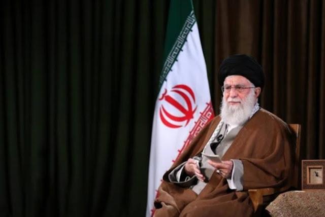 """خامنئي: طهران هي التي يجب أن تفرض شروطًا للعودة للاتفاق النووي """"وهذا امر غير قابل للنقاش"""""""