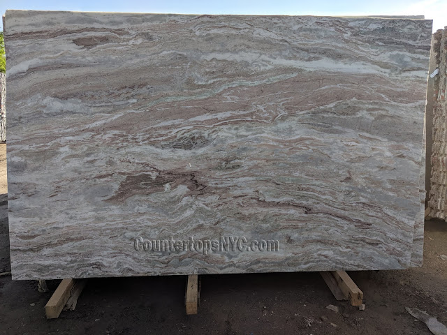 Fantasy Brown Quartzite Slabs NYC