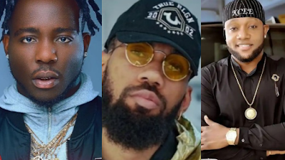 """If Anything Happens To Us, Hold Enugu State Govt"" – Phyno, Zoro, Kcee Raise Alarm"