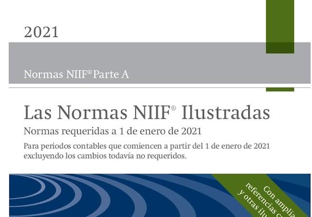 NIIF COMPLETAS (Ilustradas) 2021 + DESCARGAR