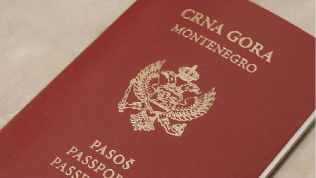 Sa pasošem Crne Gore se može bez vize u 124 zemlje
