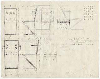 Silla zig zag de rietveld menos es m s arquitectura y for Silla zig zag medidas