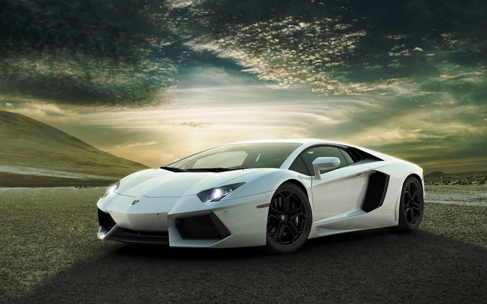 Gambar Mobil Lamborghini: Gambar Transportasi : Gambar Mobil Sport Lamborghini Aventador