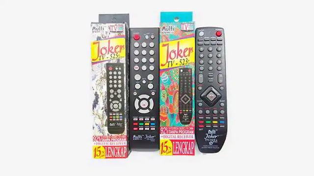 Agar remote universal berfungsi sebagaimana mestinya Kode Remot TV Digitec Tabung Terlengkap