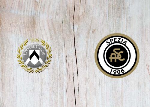 Udinese vs Spezia -Highlights 30 September 2020