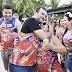 Bloco dos amigos, liderado por Tio Gal, foi um verdadeiro sucesso em Maracaçumé.