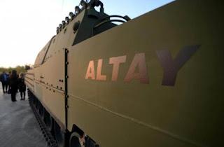 Altay - турецкий танк отечественного производства (фото)