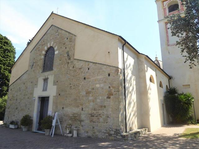 Chiesa San Giovanni Battista Andora