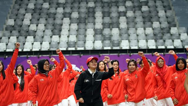 Bahas Kesejahteraan Atlet, Ketua DPR Puan Maharani Perjuangkan Dana Pensiun Atlet Lewat RUU SKN