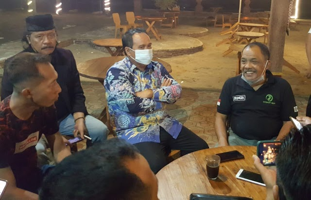 DPD Gerakan Hejo Pangandaran Siapkan Terobosan Guna Tingkatkan Kualitas Lingkungan