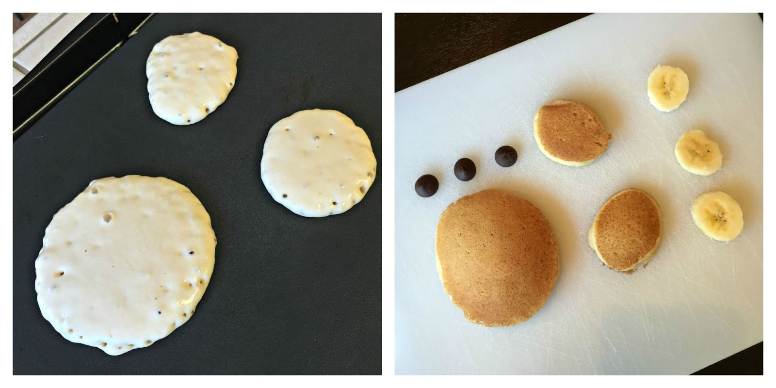 Lunchbox dad learn how to make teddy bear pancakes win a hungry jack prize pack ccuart Gallery