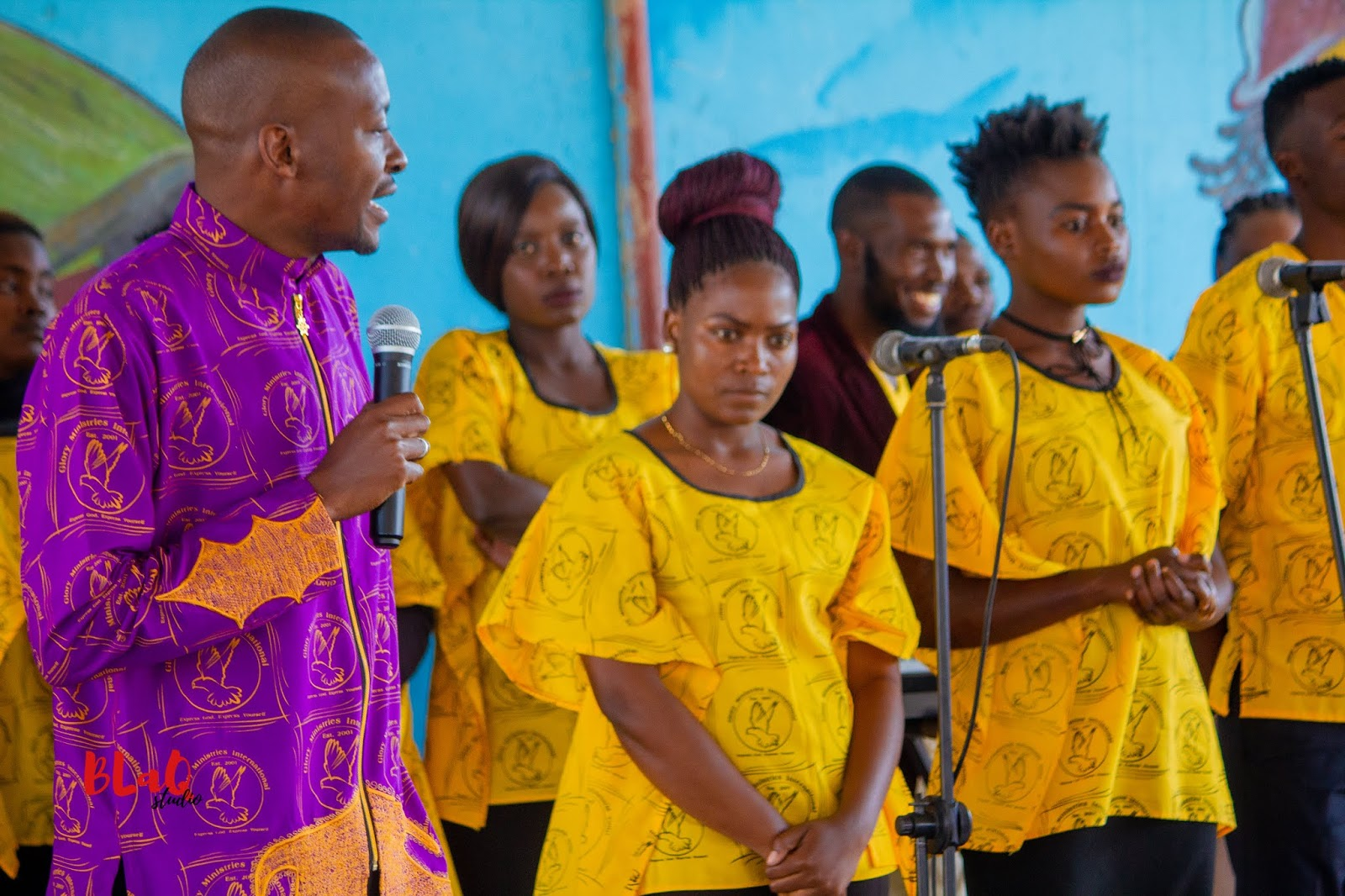 Proudly Glorian! - (A Son and Daughter Of Apostle Pride Sibiya within Glory Ministries)