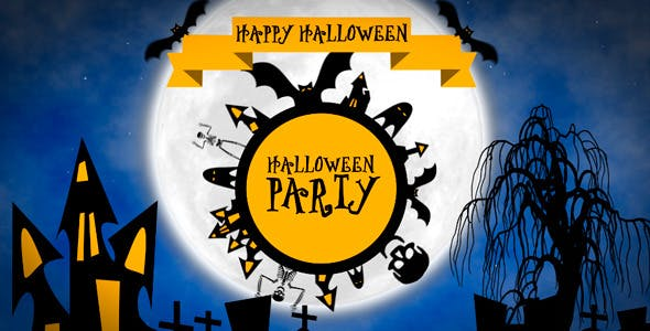 Halloween[Videohive][After Effects][5873904]