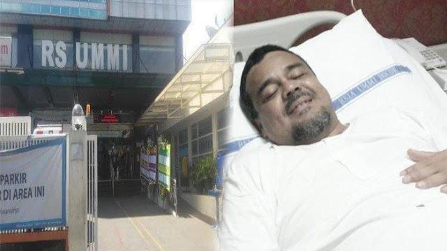 FPI: Yang bilang Habib Rizieq Kabur dari Rumah Sakit, Sakit Jiwa