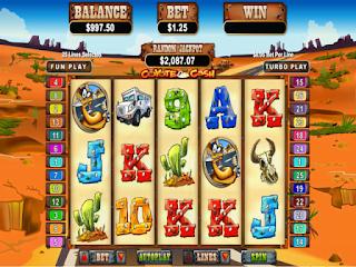 Coyote Cash Poker Slot