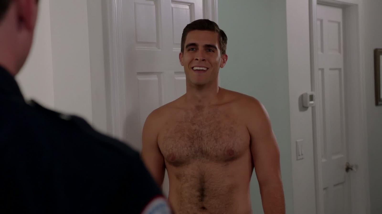 Shirtless Men On The Blog: Sean Pratt Nudo & Josh Watson